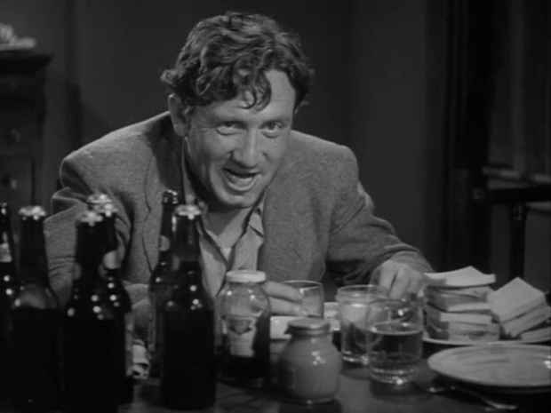 Spencer Tracy como Joe em Fúria.