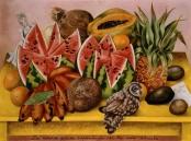 """""""La novia que se espanta de ver la vida abierta"""", de Frida Kahlo (1943)"""